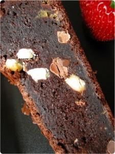 Veninde Sarahs tredobbelte chokoladekage