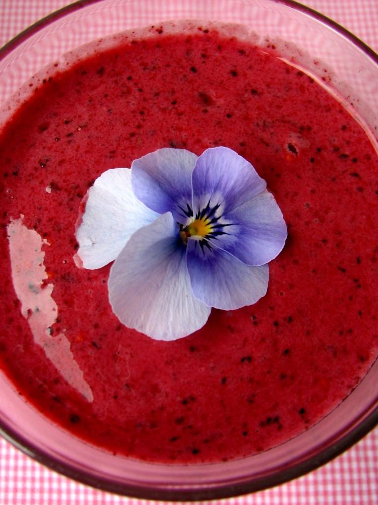 Skovbær smoothie
