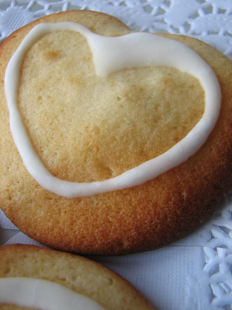 Små kager med ricotta