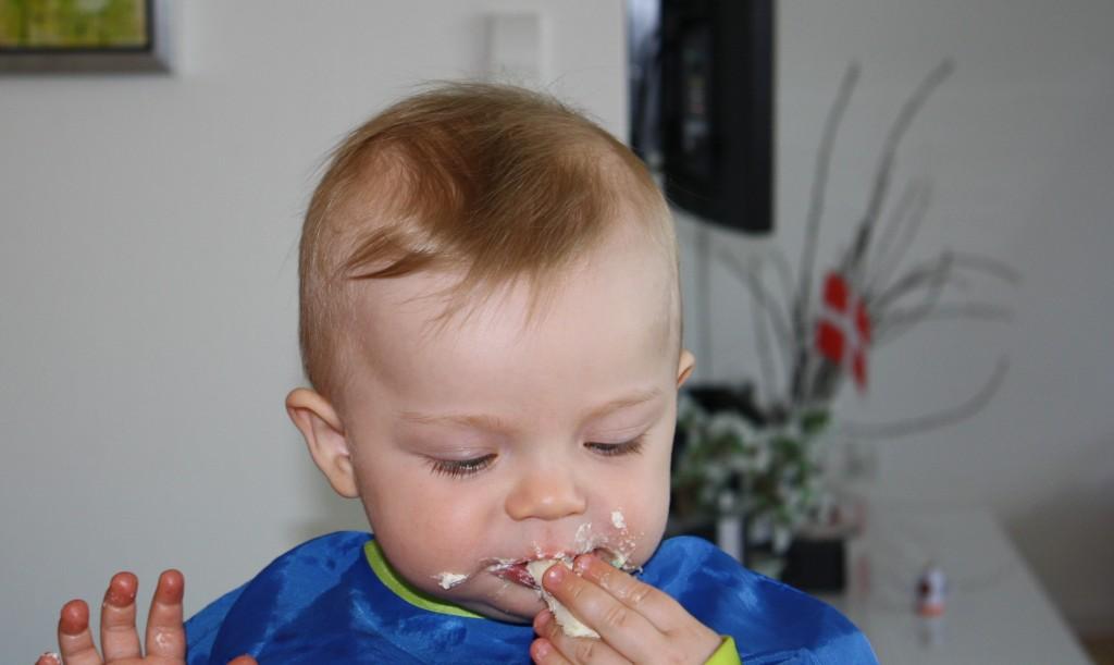 Lagkage til 1 års børnefødselsdag