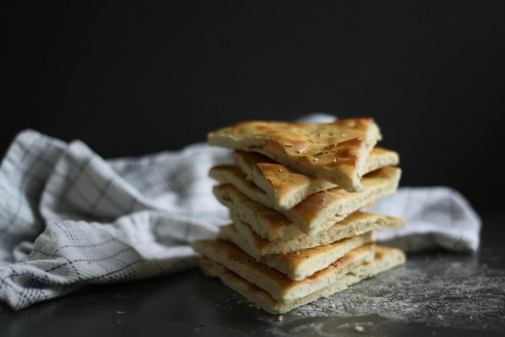 Hurtigt madbrød|Friskbagt på under 30 min