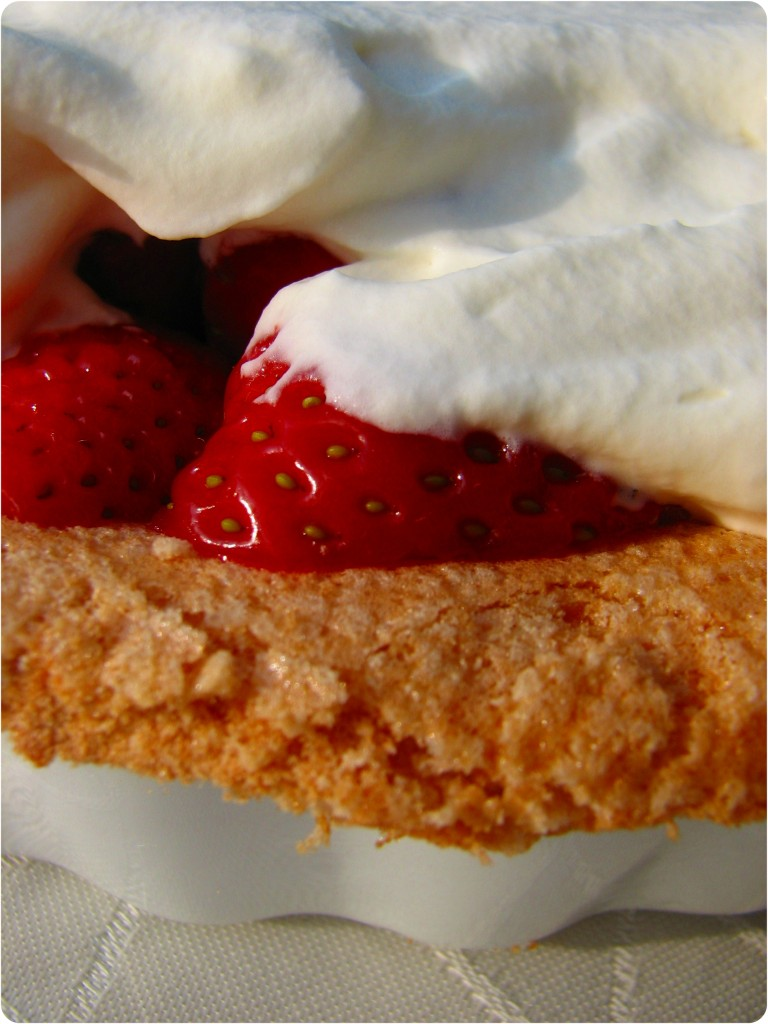 Alletiders Kogebog Jordbærtærte min mors jordbærkage | opskrift | jeg elsker mad