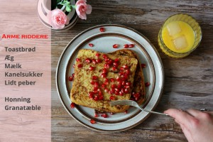 Arme riddere | French Toast