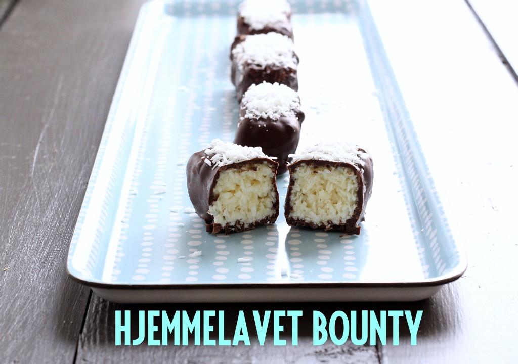Hjemmelavet bounty