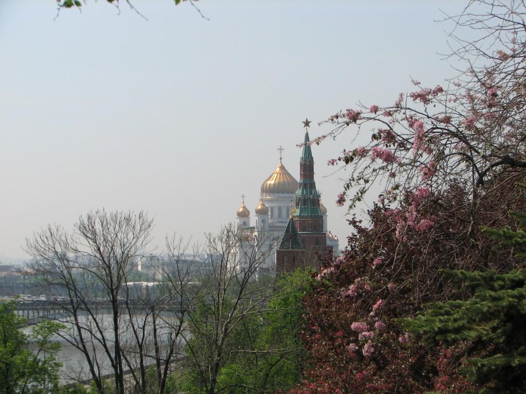 Moskva i alt sit flor