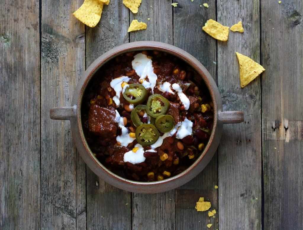 Mexicansk chili con carne