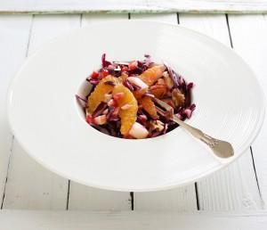 Lækker og sprød rødkålssalat